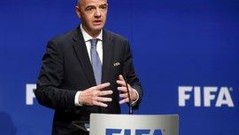 Інфантіно переобрали на посаду голови ФІФА