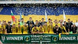 Україна U21 – Ізраїль U-21 – 1:0 – відео гола, огляд матчу та церемонія нагородження