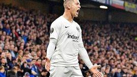 Йович прокомментировал свой переход в Реал