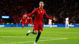 Роналду ефектно прийняв м'яч та загострив атаку – фінт дня в Лізі націй