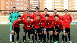 ЧМ-2022: Монголия и Бруней сыграли самый ранний матч в истории отбора чемпионата мира