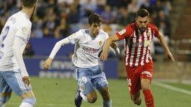 Реал ведет переговоры с талантом Сарагосы Соро – Барселона также заинтересована в услугах игрока