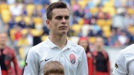 Гордієнко став гравцем молдовського Шерифа