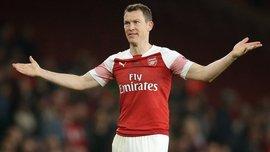 Арсенал офіційно оголосив про відхід Велбека та Ліхтштайнера