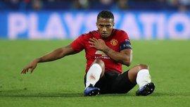 Манчестер Юнайтед объявил об уходе Валенсии