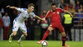 Евро-2020: Касорла вышел в старте сборной Испании впервые за 1302 дня