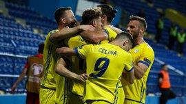 Евро-2020: Люксембург в большинстве не удержал победу над Литвой, Чехия благодаря дублю Шика одолела Болгарию
