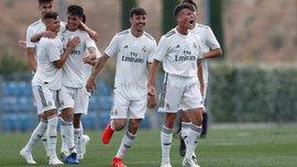 Капитан молодежной команды Реала забил феноменальный гол с центра поля в ворота Барселоны – видео шедевра