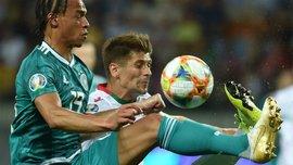 Відбір на Євро-2020: Німеччина без проблем обіграла Білорусь і піднялась на другу сходинку групи С