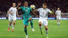 Беларусь – Германия – 0:2 – видео голов и обзор матча