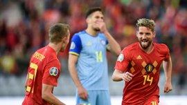 Бельгия – Казахстан – 3:0 – видео голов и обзор матча
