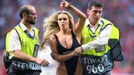"""""""Папа облегченно вздохнул, когда увидел, что я хотя бы не голая"""", – модель-бегунья из финала ЛЧ гордится своим поступком"""