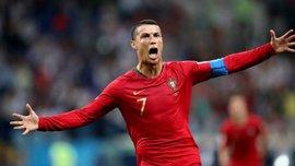 Португалия – Нидерланды: Роналду ворвался в топ-5 игроков Европы по количеству матчей в футболке национальной команды
