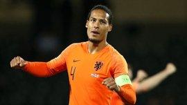 Ван Дейк – про поразку у фіналі Ліги націй: Збірна Нідерландів може собою пишатись