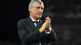 Сантуш: Ось вже п'ять років збірна Португалії є практично непорушною сім'єю
