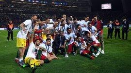 Роналду, Де Лігт, Депай та інші: символічна збірна фіналу чотирьох Ліги націй
