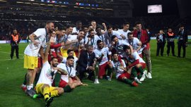 Роналду, Де Лигт, Депай и другие: символическая сборная финала четырех Лиги наций