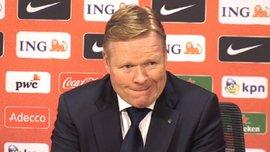 Куман назвал причины поражения Нидерландов в финале Лиги наций