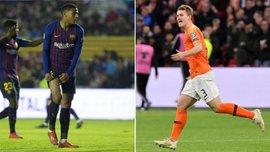 Барселона обговорює з Уотфордом оренду Тодібо – каталонці хочуть звільнити місце для Де Лігта