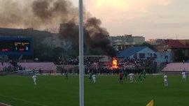 Волинь – Карпати: поліція відкрила кримінальну справу щодо погрому під час матчу в Луцьку