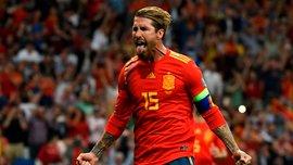 Испания – Швеция – 3:0 – видео голов и обзор матча
