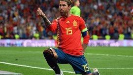 Рамос пояснив, чому поступився Мораті правом пробити пенальті в матчі зі Швецією