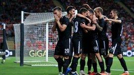 Заря определилась, где проведет домашние матчи квалификации Лиги Европы