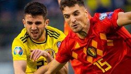 Відбір на Євро-2020: Бельгія впевнено перемогла Шотландію і закріпилась на першому місці у своїй групі