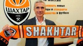 """Новий тренер Шахтаря Каштру: У мене було кілька пропозицій, але після запрошення """"гірників"""" – сумніви відпали"""
