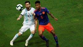 Аргентина – Колумбія – 0:2 – відео голів та огляд матчу