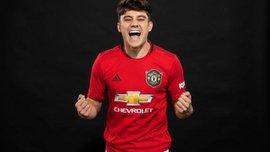 Джеймс – о переходе в Манчестер Юнайтед: Это идеальное место для меня