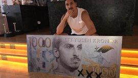 Ибрагимович стал самым высокооплачиваемым игроком в истории МЛС