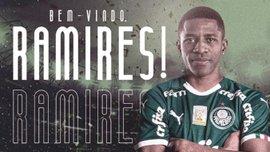 Рамірес повернувся на батьківщину – півзахисника підписав Палмейрас