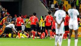 Україна U-20 – Південна Корея U-20: корейський журналіст назвав сильні сторони азіатської збірної