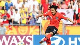 Ли Кан Ин стал лучшим игроком чемпионата мира U-20