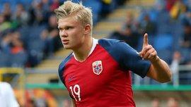 Холанд стал лучшим бомбардиром чемпионата мира U-20 – для этого ему хватило одного матча