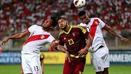 Копа Амеріка-2019: Венесуела і Перу розійшлися сухою нічиєю