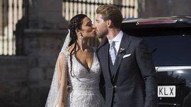 Рамос офіційно одружився з Пілар Рубіо – на весіллі побувало чимало зіркових футболістів