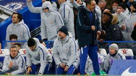 Грановська розповіла про причини відходу Саррі з посади головного тренера Челсі