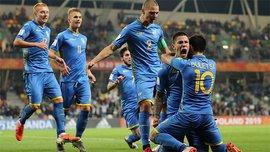 Збірна України U-20 прибула до Києва після перемоги на чемпіонаті світу