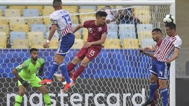Копа Амеріка-2019: Дерліс Гонсалес голом не допоміг Парагваю перемогти Катар