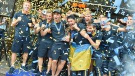 Головні новини футболу 16 червня: Україна U-20 повернулась до Києва після перемоги на ЧС, Саррі змінив Челсі на Ювентус