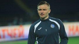 Сергійчук став гравцем Вентспілса