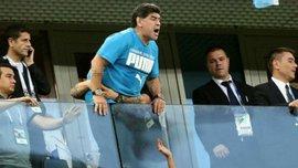 """""""Футболку збірної потрібно відчувати, вилупки"""", – Марадона знищив Аргентину за провальний старт на Копа Амеріка"""