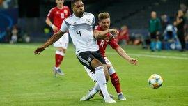Евро-2019 U-21: Германия уверенно победила Данию с Дуэлундом, Австрия разобралась с Сербией