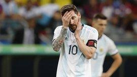 Фалькао: В усіх поразках Аргентини звинувачують Мессі, але таку ціну платиш за те, що ти найкращий гравець світу