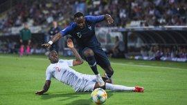 Евро U-21: Франция дожала Англию в большинстве, Румыния разгромила Хорватию