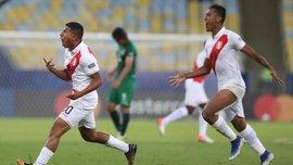 Копа Амеріка-2019: Збірна Перу впевнено обіграла Болівію і наблизилась до виходу у плей-офф