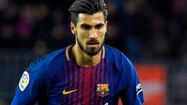 Барселона согласилась продать Андре Гомеша в Эвертон