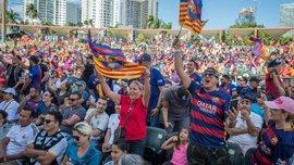 Барселона поедет в мини-тур в США